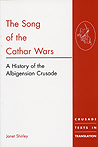 Cathar Books: The Song of the Cathar Wars.